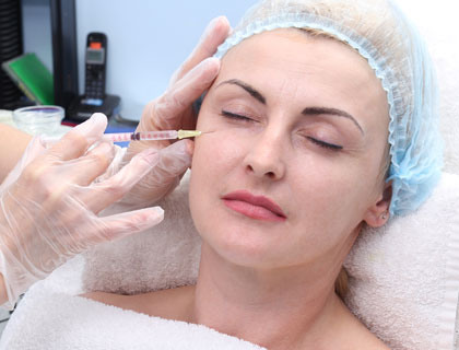 Facial Injectable Treatment